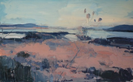 frosted heather 30 x 48in