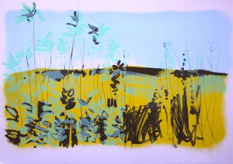 spring island 70 x 100cm