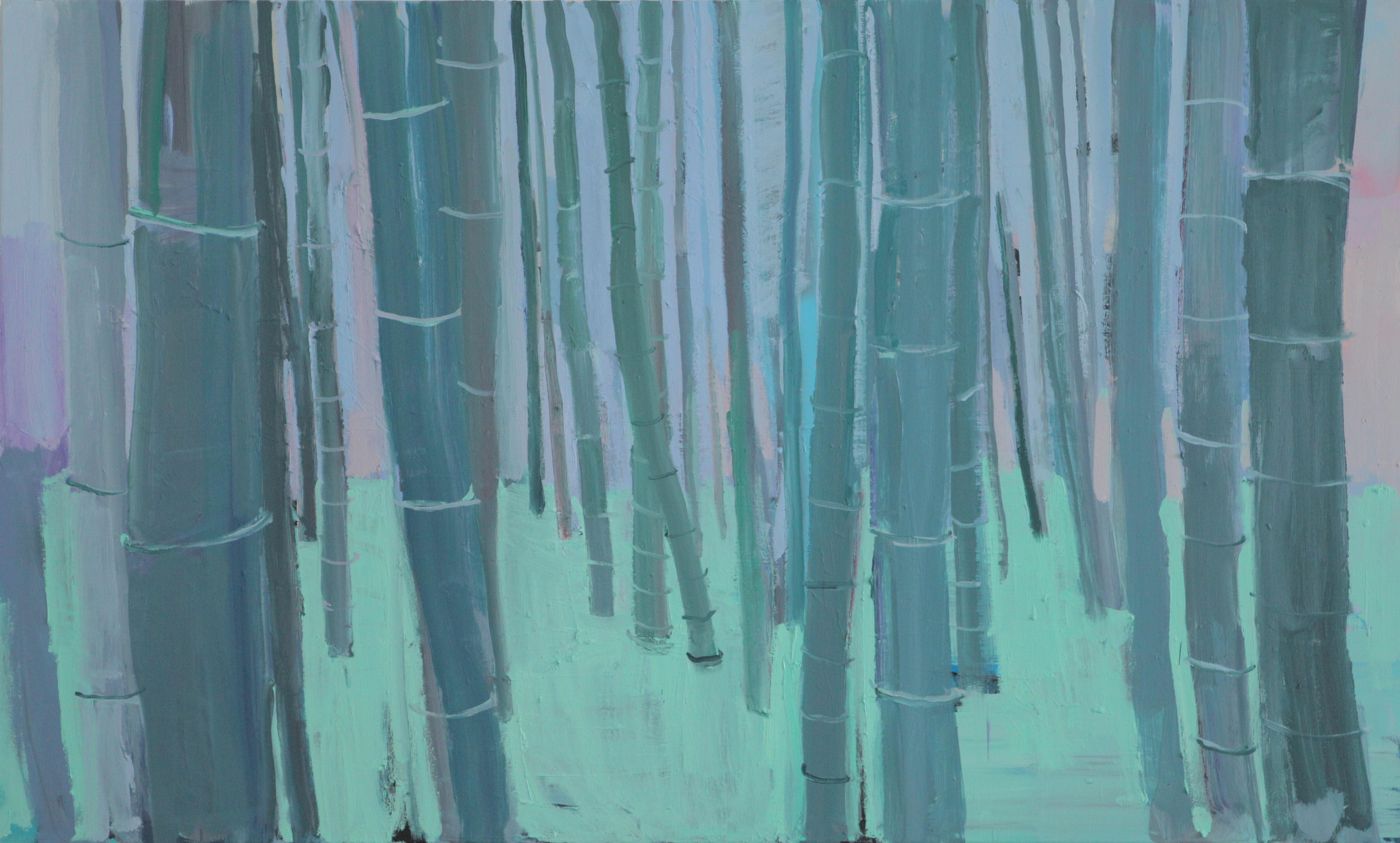japanese bamboo forest | lisa ballard
