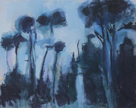 Snow trees 2003