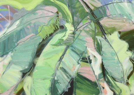 Banana tree 20 x 28in